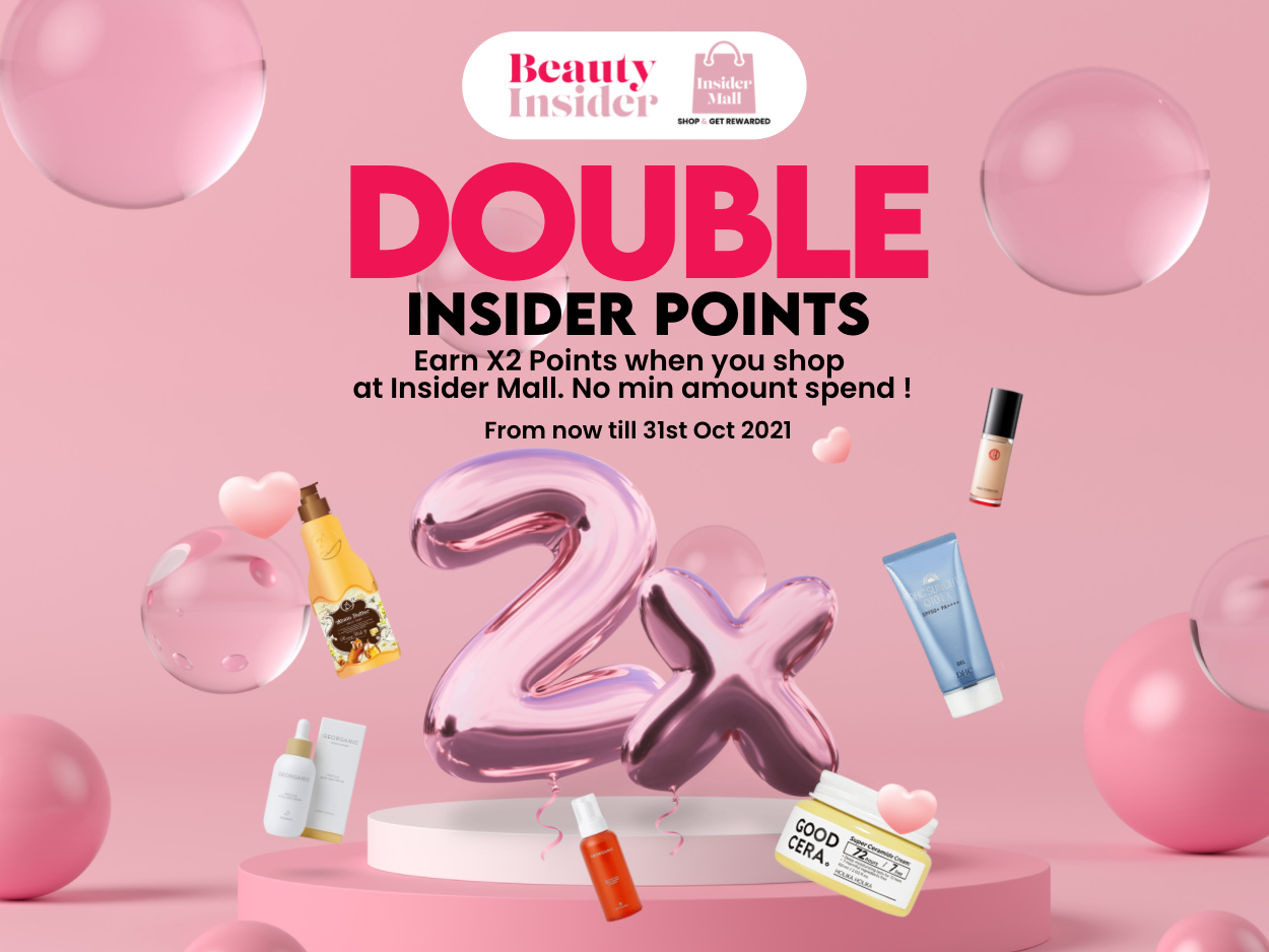 Double Insider Points