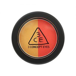 3CE Duo Color Face Blush