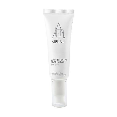 Alpha-H Daily Essential Moisturiser SPF 50+