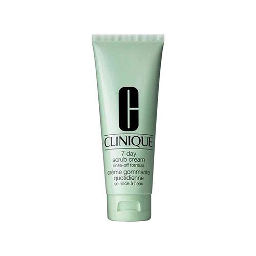 Clinique 7 Day Scrub Cream Rinse-Off Formula