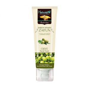 Herborist Zaitun Facial Foam
