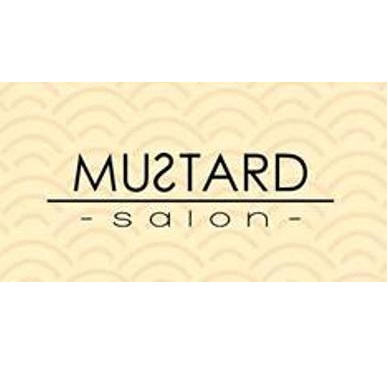 Mustard Salon brand