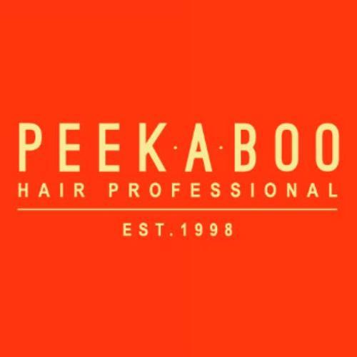 Peek A Boo Hair Professional brand