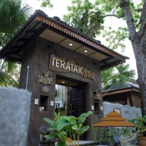 Teratak Spa Bandar Perda brand