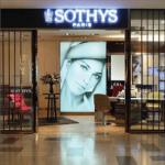 Sothys shopfront view
