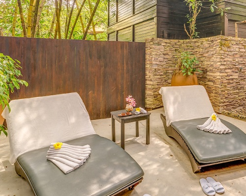 taaras spa outdoor view