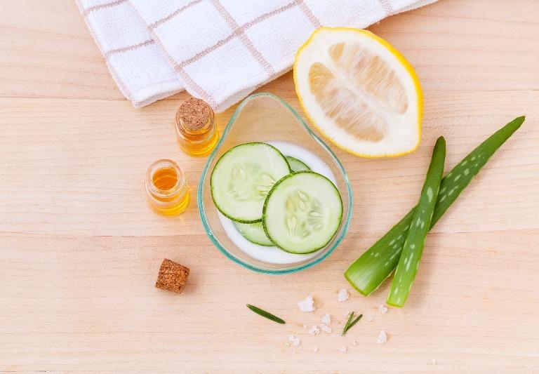 natural ingredients for skin whitening