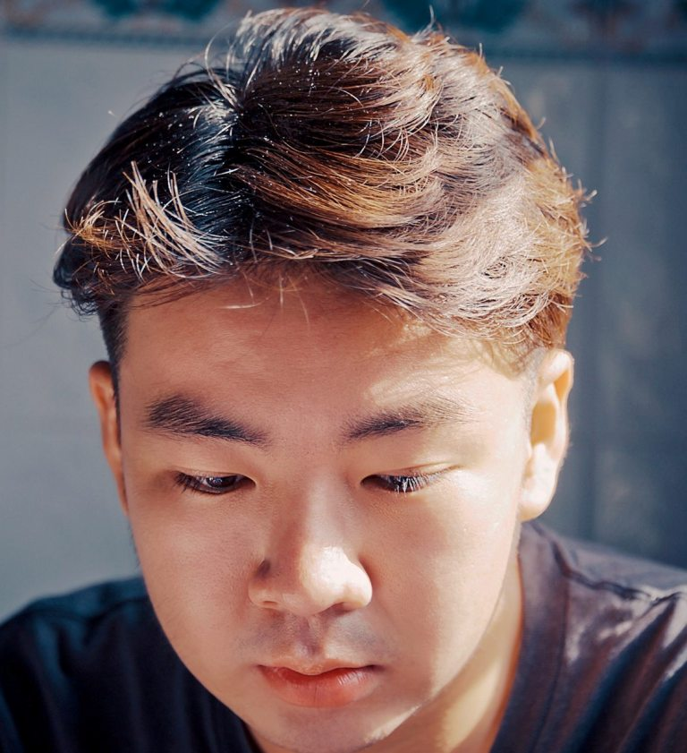 Hair Perm For Men An Emerging Trend In Asia For Malaysian Men