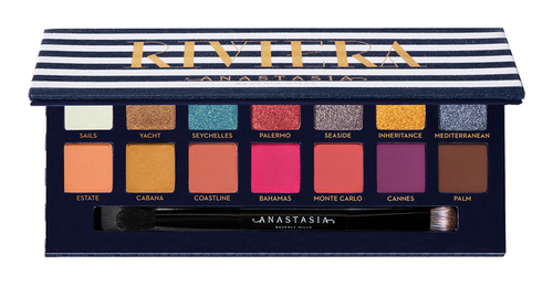 riviera eye shadow palette