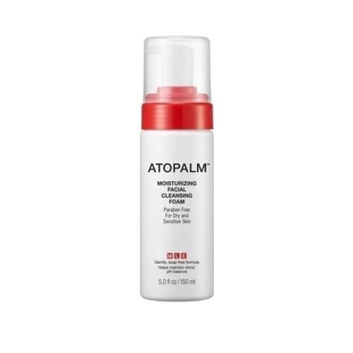 moisturizing facial cleansing foam