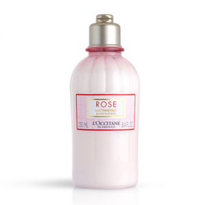 l'occitane rose body lotion