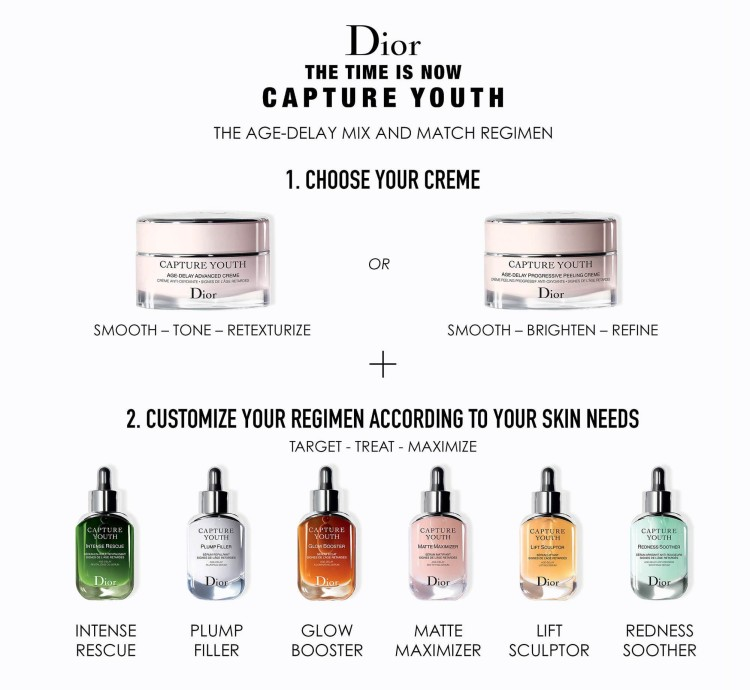 the age-delay mix and match regimen