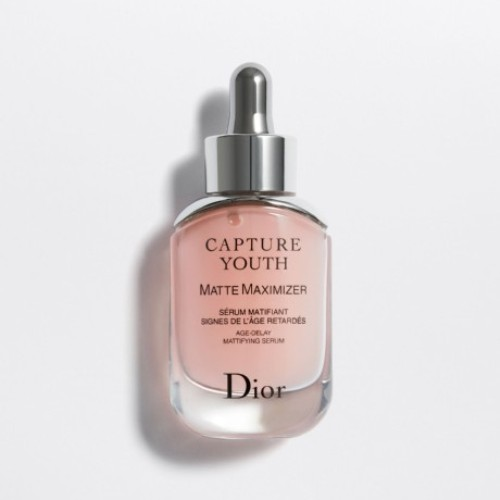 Dior Capture Youth Matte Maximizer age-delay matifying serum