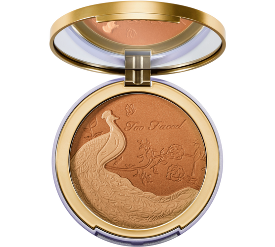 Too Faced Natural Lust Satin Dual-Tone Bronzer