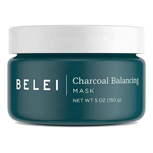 Charcoal balancing mask