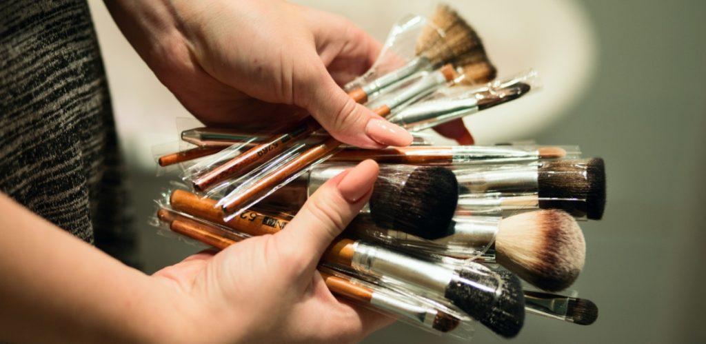 choosing brushes