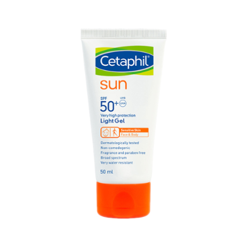 sun light gel spf 50