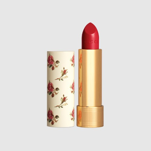 lipstick with floral casing