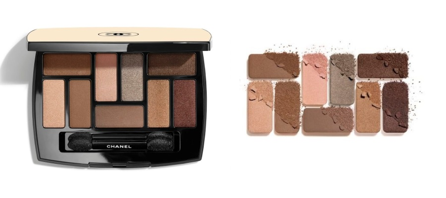 chanel les beiges eye palette