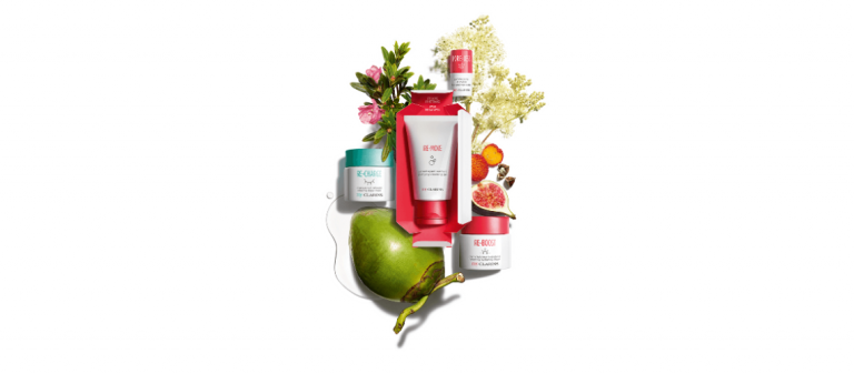 clarins line for young adults