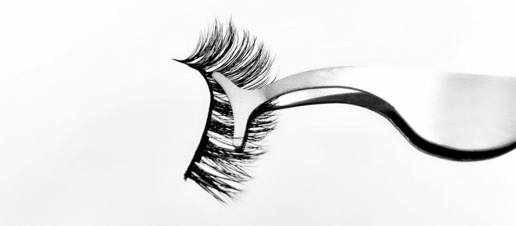 magnetic eyelashes with tool