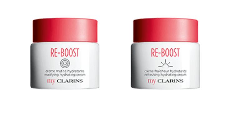 re-boost moisturizer