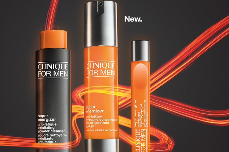 clinique Super Energizer Anti-Fatigue System