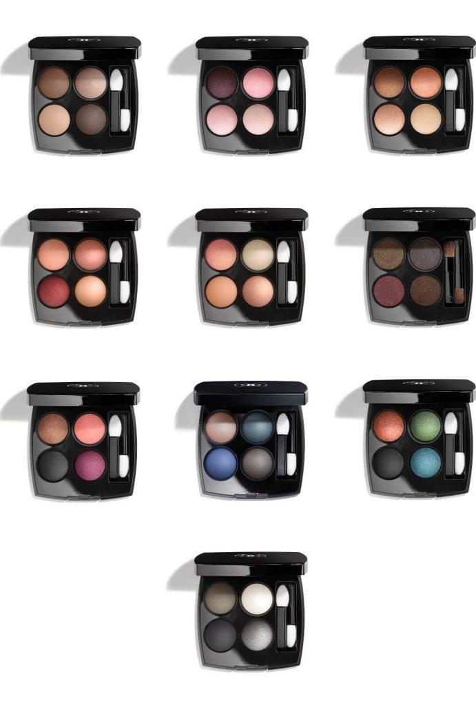 new eye palettes