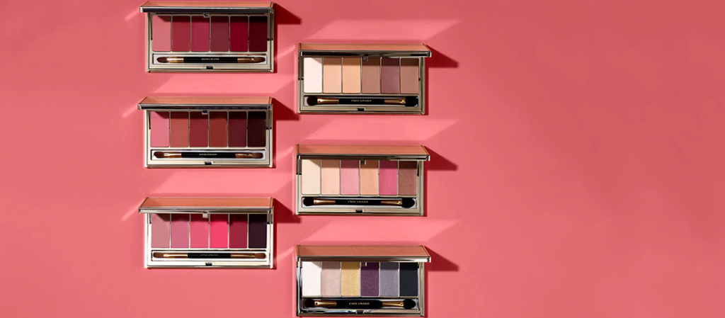 estee lauder be your own artist eye palettes