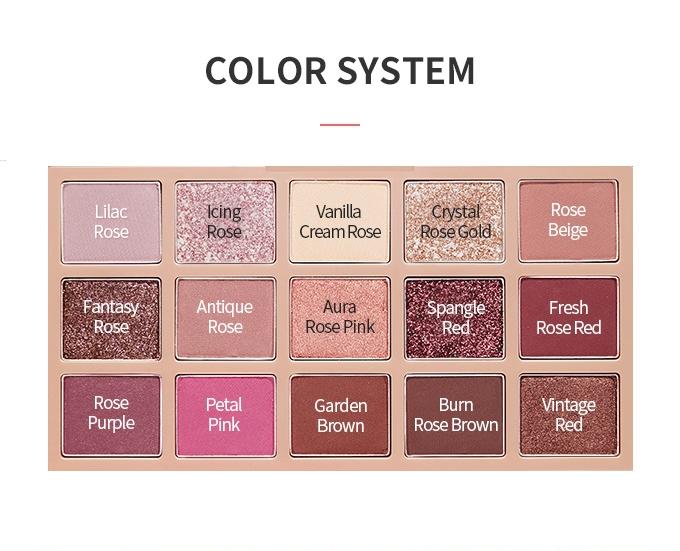 etude house rose bomb colour system