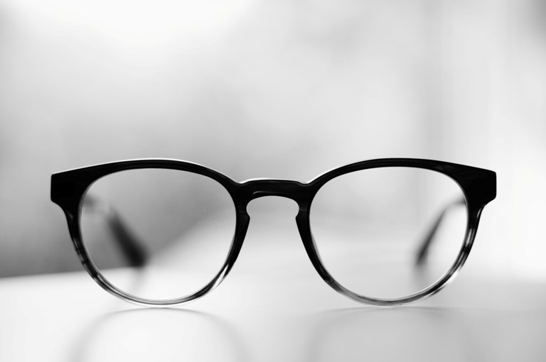 glasses for base-down triangle face shape