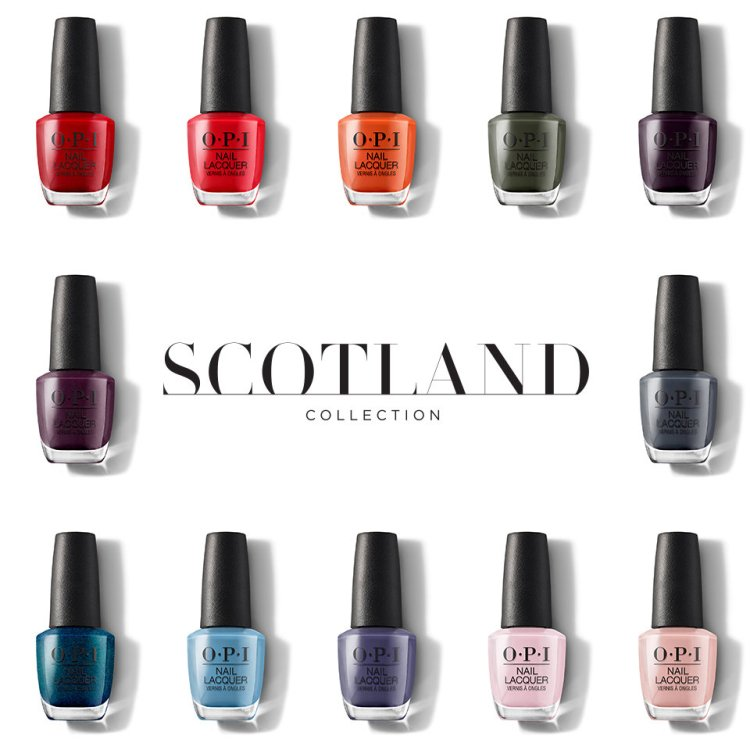 fall 2019 nail polish collection