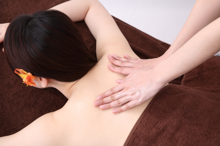 borneo massage