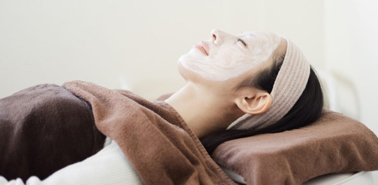 fire and ice facial article