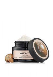 Body Shop Shea Butter Richly Replenishing Hair Mask