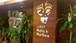 Rest Relax Reflex