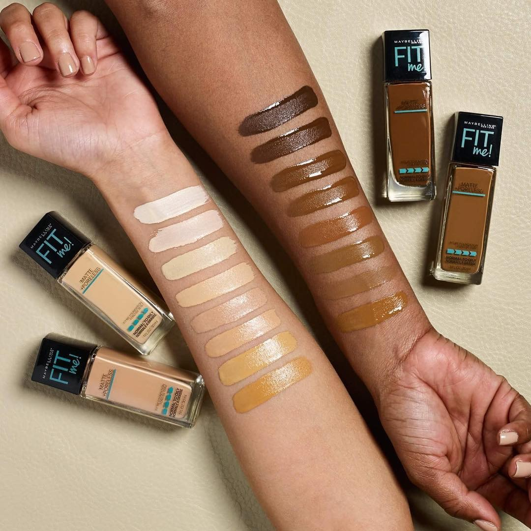 Is The Maybelline Fit Me Foundation Worth The Hype In Malaysia Review