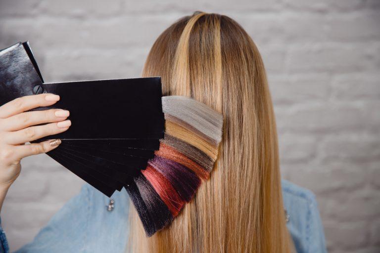 hair colour in malaysia