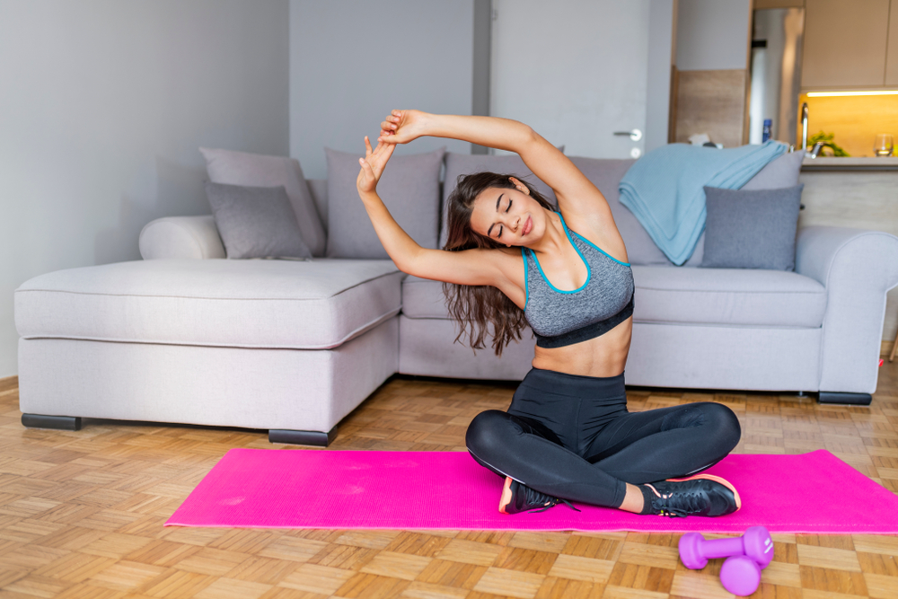 simple at home ab exercises