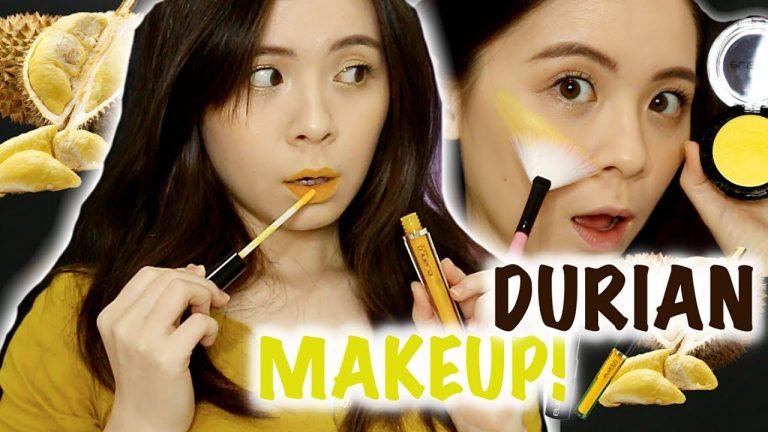 durian makeup