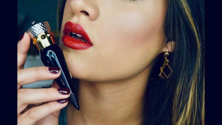 christian louboutin lipstick review
