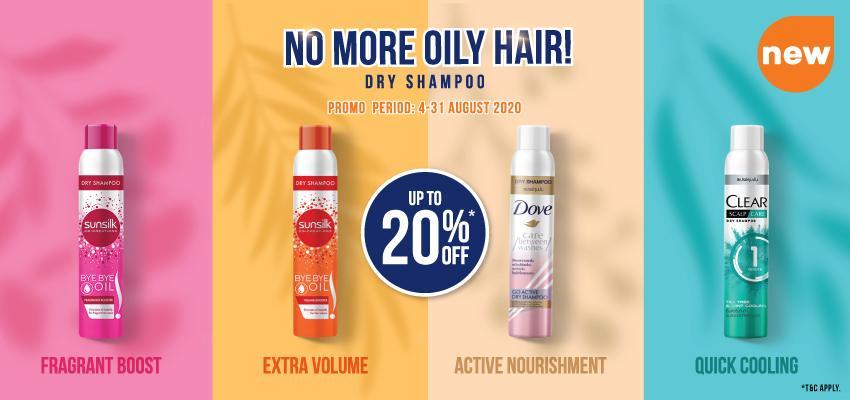 guardian dry shampoo promo
