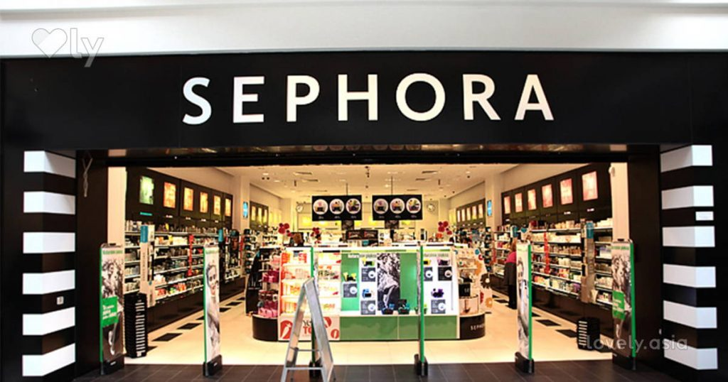 Sephora Store Kuala Lumpur Malaysia Redaktionell Bild
