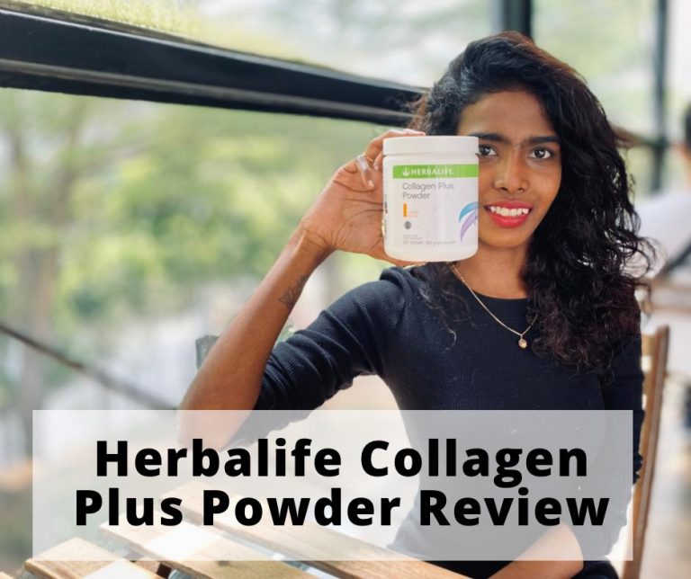 herbalife collagen plus powder review