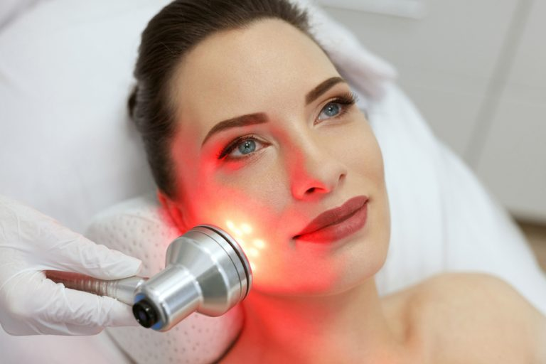 led light therapy wrinkles